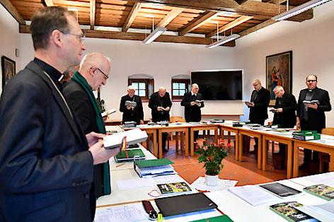 Österreichs Bischöfe