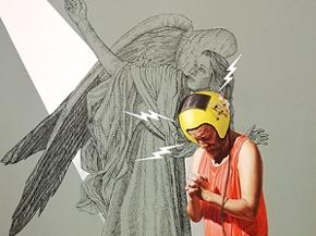 """Julia Faber: Preisinger's beliefs (2016), Ausstellung """"Was leid tut"""" im Stift Klosterneuburg"""