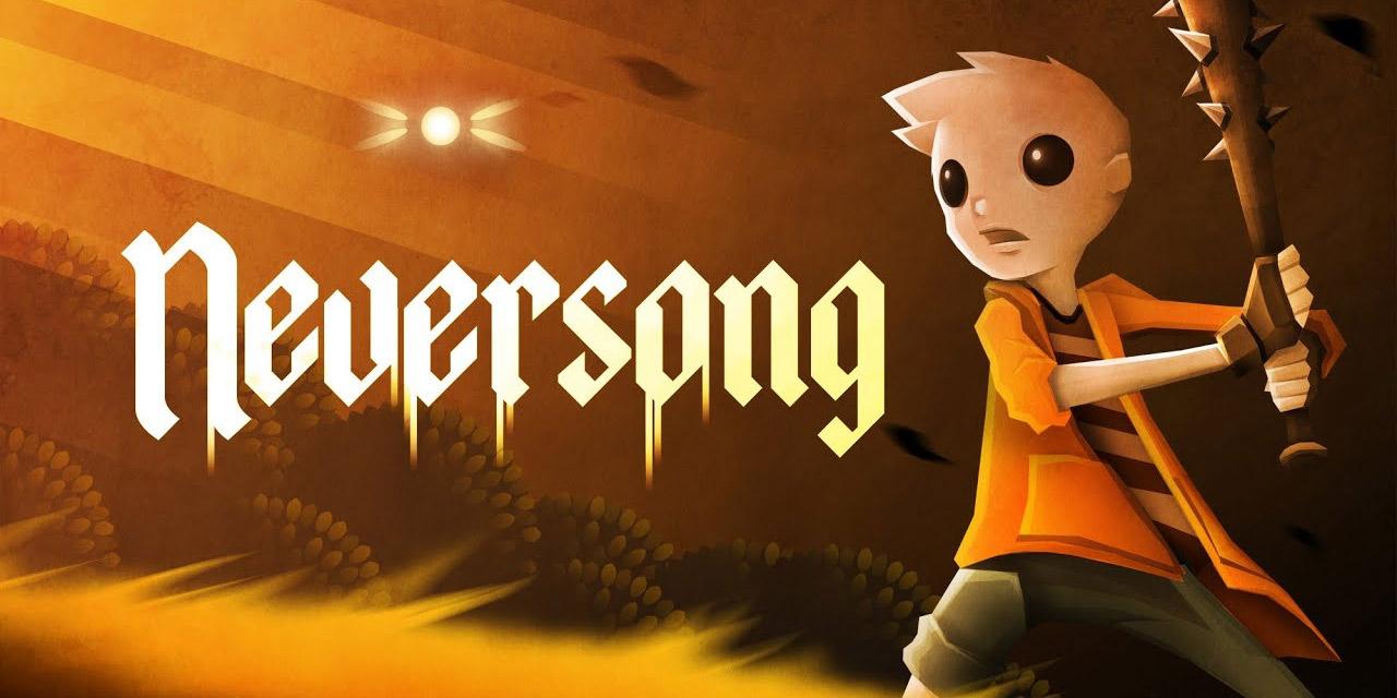 "Titelbild Game ""Neversong"""