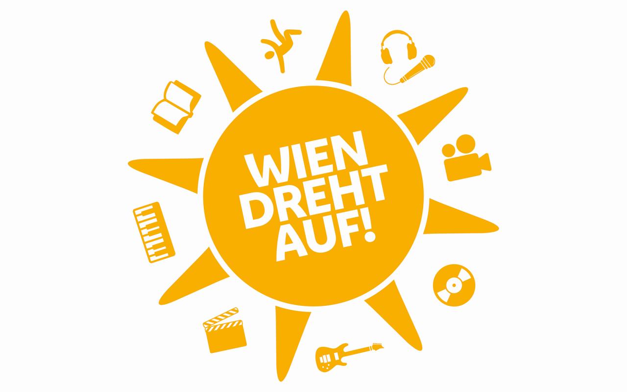 Logo Wien dreht auf