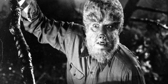 """Lon Cheney als """"Wolfman"""""""