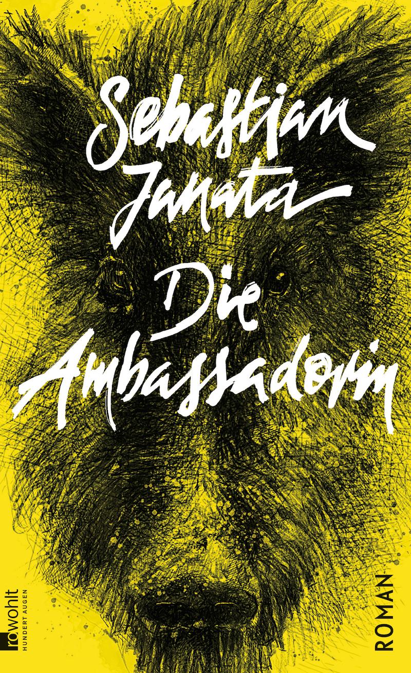 "Cover ""Die Ambassadorin"" von Sebastian Janata"