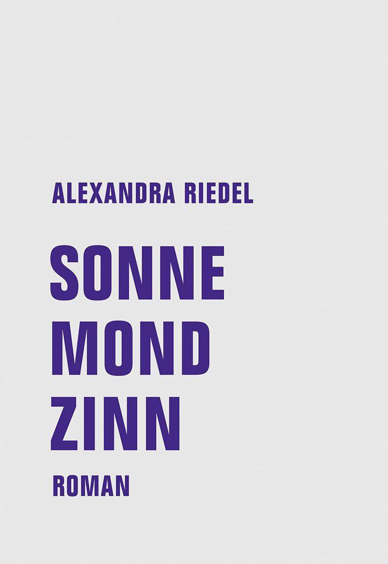 Alexandra Riedel Sonne Mond Zinn