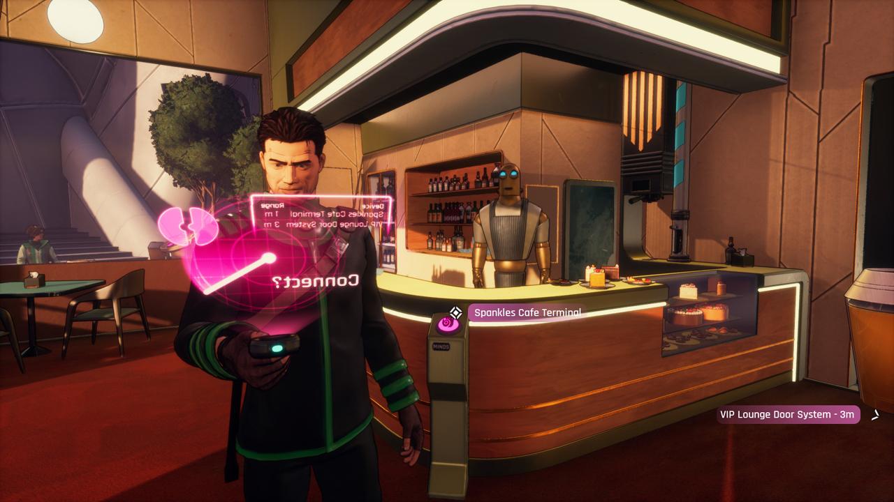"Bildschirmfoto aus dem Computerspiel ""Beyond a Steel Sky"""