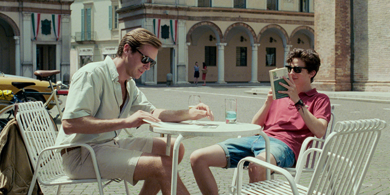"""Szenen aus """"Call Me By Your Name"""""""