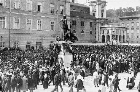 Die Künstler, die Antisemiten und die Festspiele - Die Salzburger Festspiele 1920-1938
