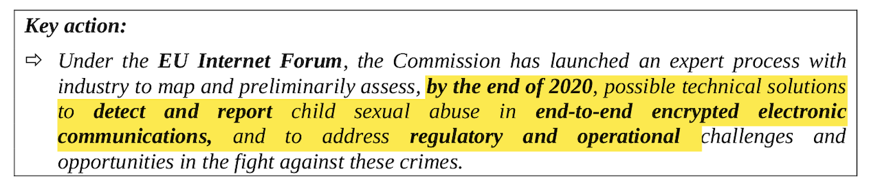 EU Kommission Dokumente