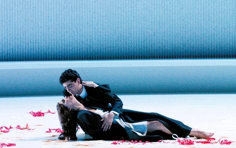 La Traviata 2005; Anna Netrebko, Rolando Villazon.