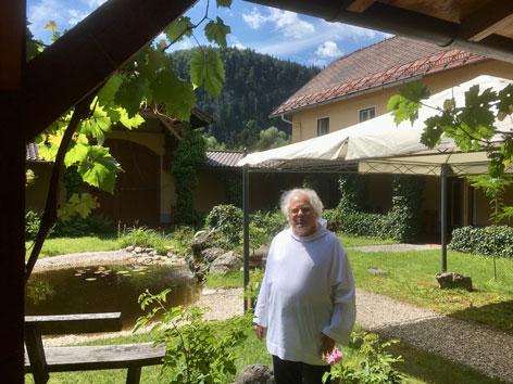 Europakloster Gut Aich Prior Pater Johannes Pausch