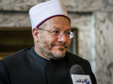 Der Großmufti von Ägypten, Schawki Ibrahim Allam