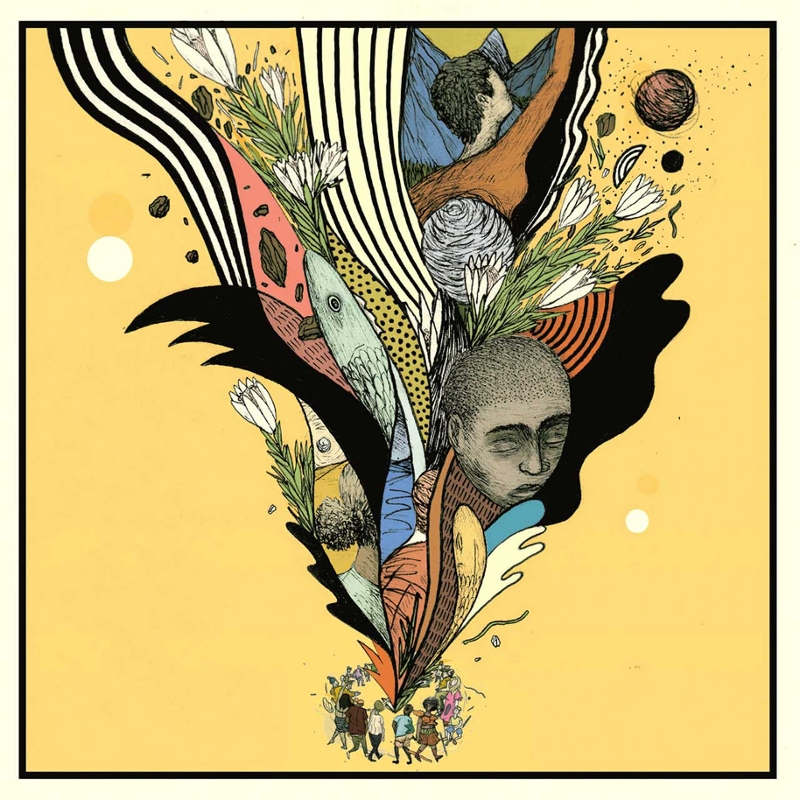 "Albumcover ""Keleketla"" von Coldcut"