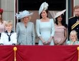 Camilla, Kate und Meghan - drei Herzoginnen für die Krone