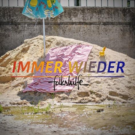 """""""Immer wieder""""-Plattencover"""