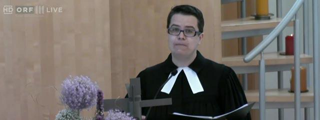 Evangelischer Gottesdienst 200729