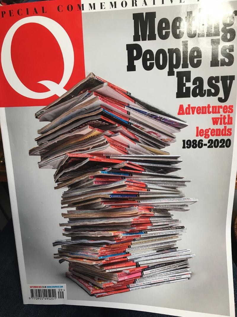 Letztes Cover von Q