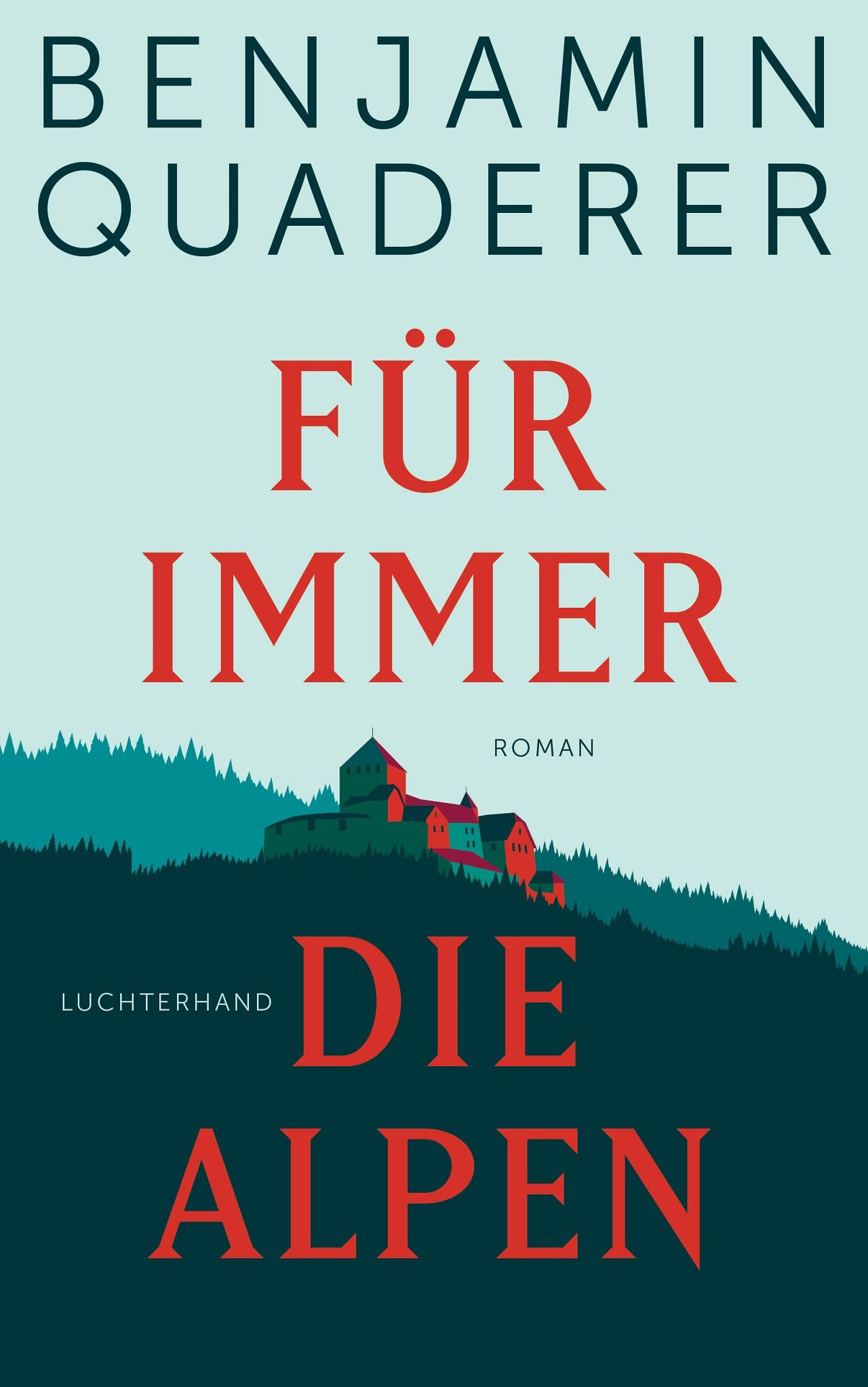 """Das Buch """"Für immer Alpen"""""""
