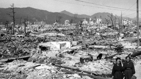 Der wettlauf um die atombombe