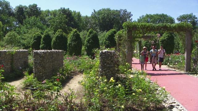 """Die Garten Tulln - die """"Natur im Garten"""" Erlebniswelt"""