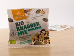 Bio Knabber Mix Original von Landgarten
