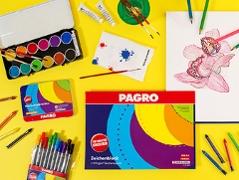 Schreibwaren von Pagro
