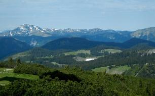 Zwischen Himmel und Erde - unterwegs in Niederösterreichs Bergen