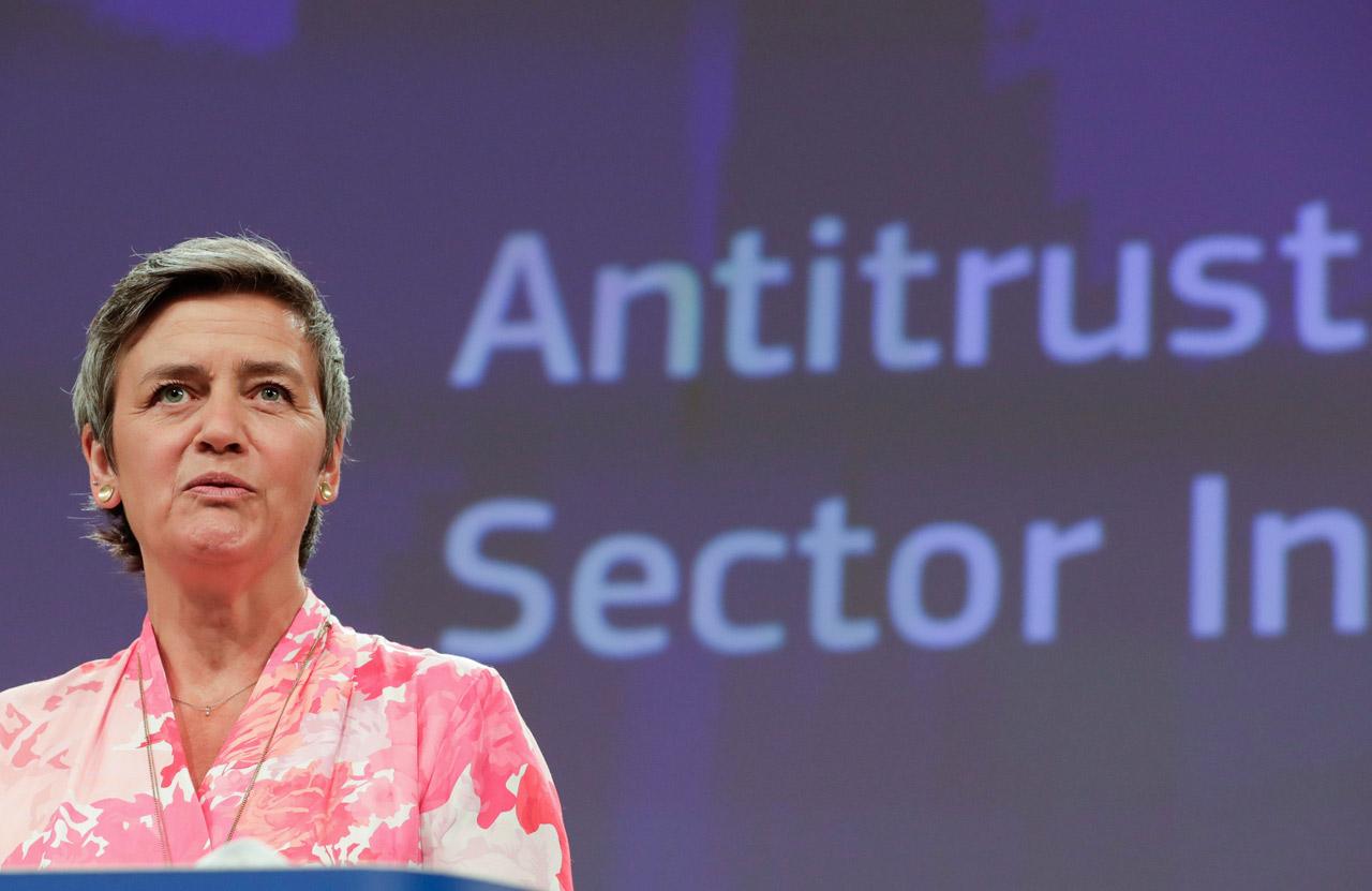 EU Kommissarin Margarethe Vestager