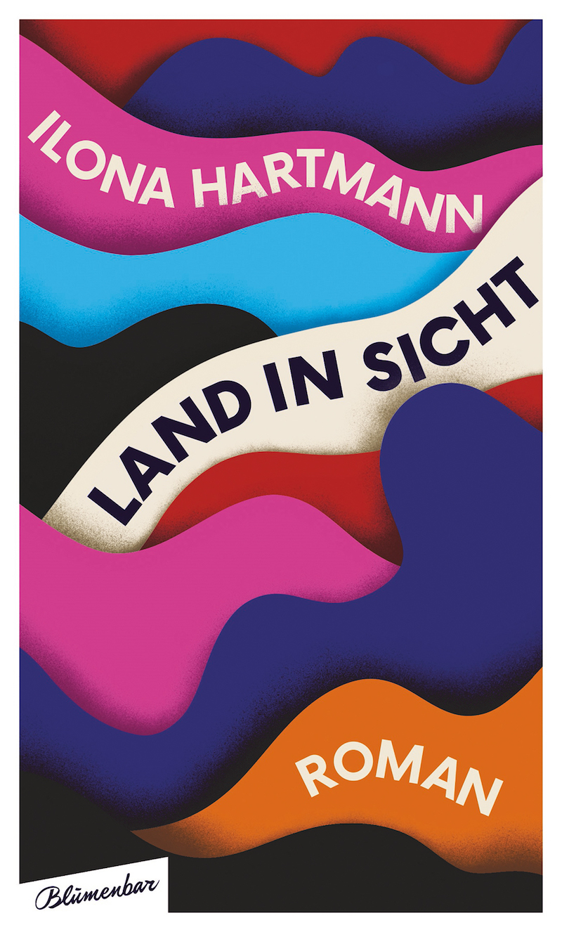 Land in Sicht - Cover