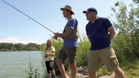 26.08.20 ORF3 Das ganz normale Verhalten der Österreicher beim Fischen 260820