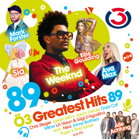 Ö3-Greatest Hits 89