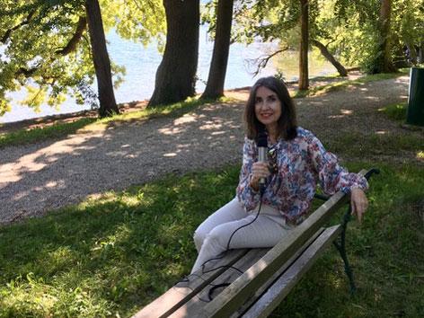 Mathilde Schwabeneder Toscana-Park Gmunden