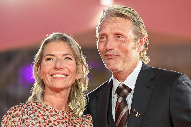Mads Mikkelsen und Hanne Jacobsen