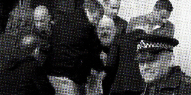 Verhaftung von Julian Assange