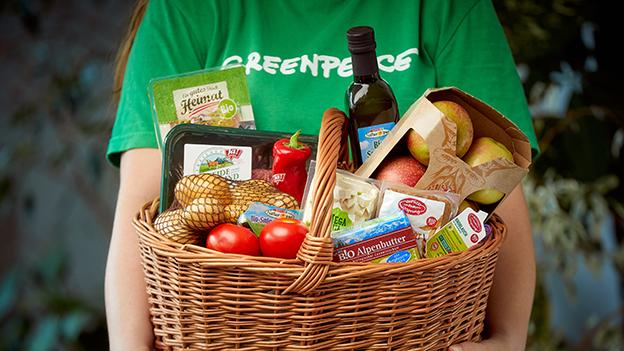 Greenpeace Marktcheck Warenkorb