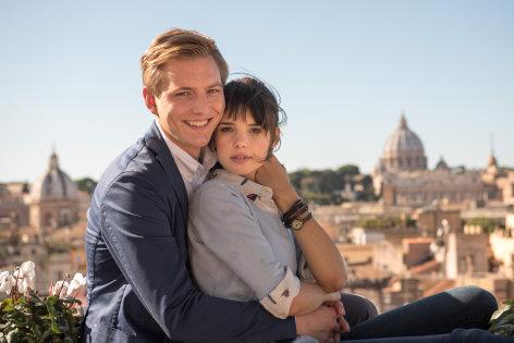 Hochzeit in Rom    Originaltitel: Hochzeit in Rom (DEU 2017)  Regie: Olaf Kreinsen