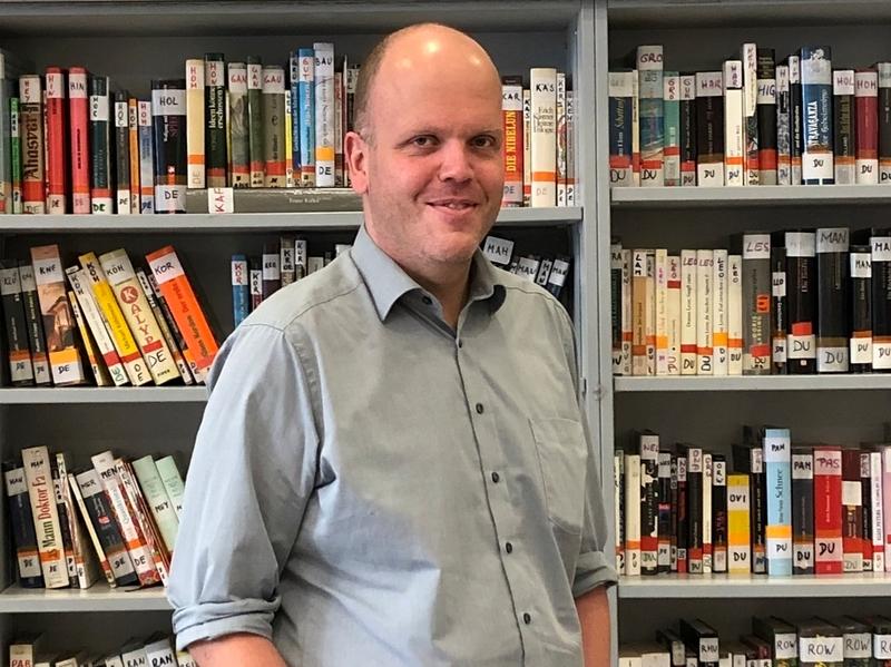 Direktor Jörg Hopfgartner