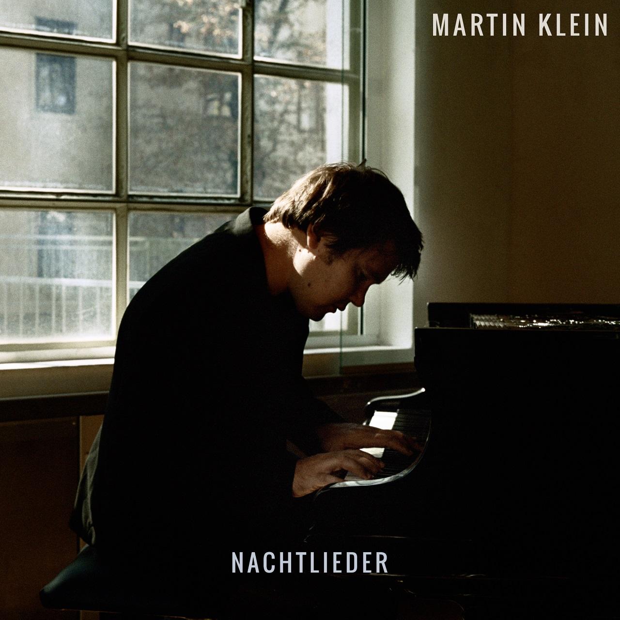 """Album Cover """"Nachtlieder"""" von Martin Klein"""
