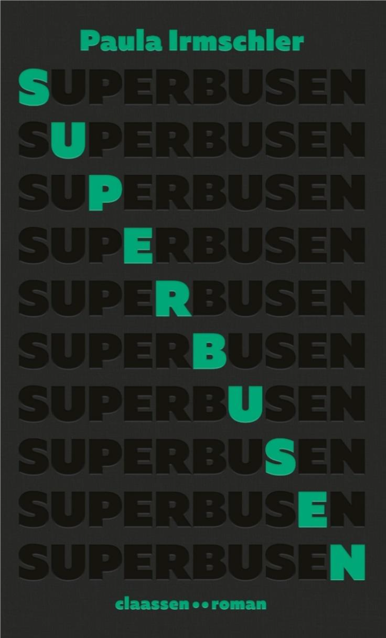 Buchcover superbusen