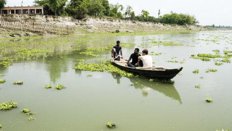 Von der Klimakrise zur Flüchtlingskrise    Originaltitel: Eine unbequeme Wahrheit