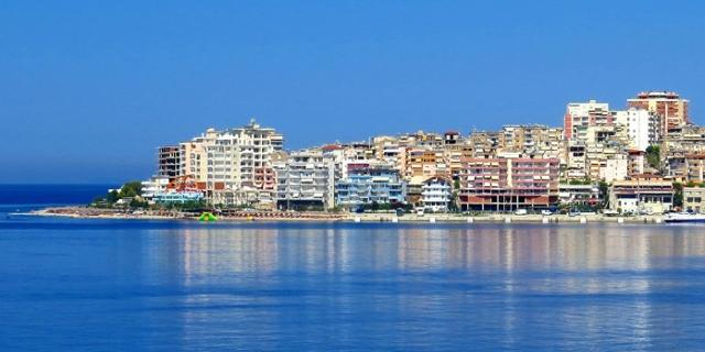 Albanische Küste