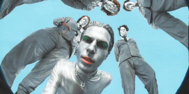 "Band/Albumcover ""Chip Chrome & The Mono-Tones"""