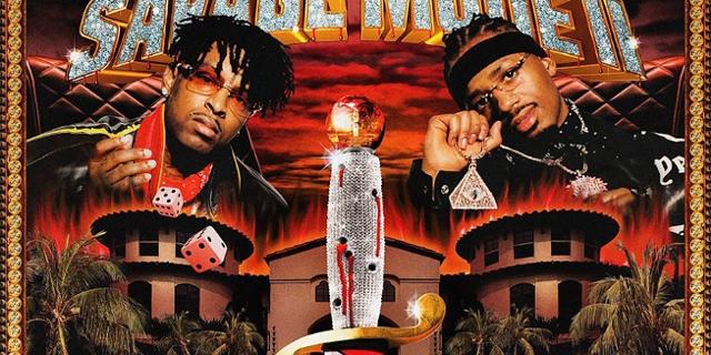 Metro Boomin 21 Savage Cover