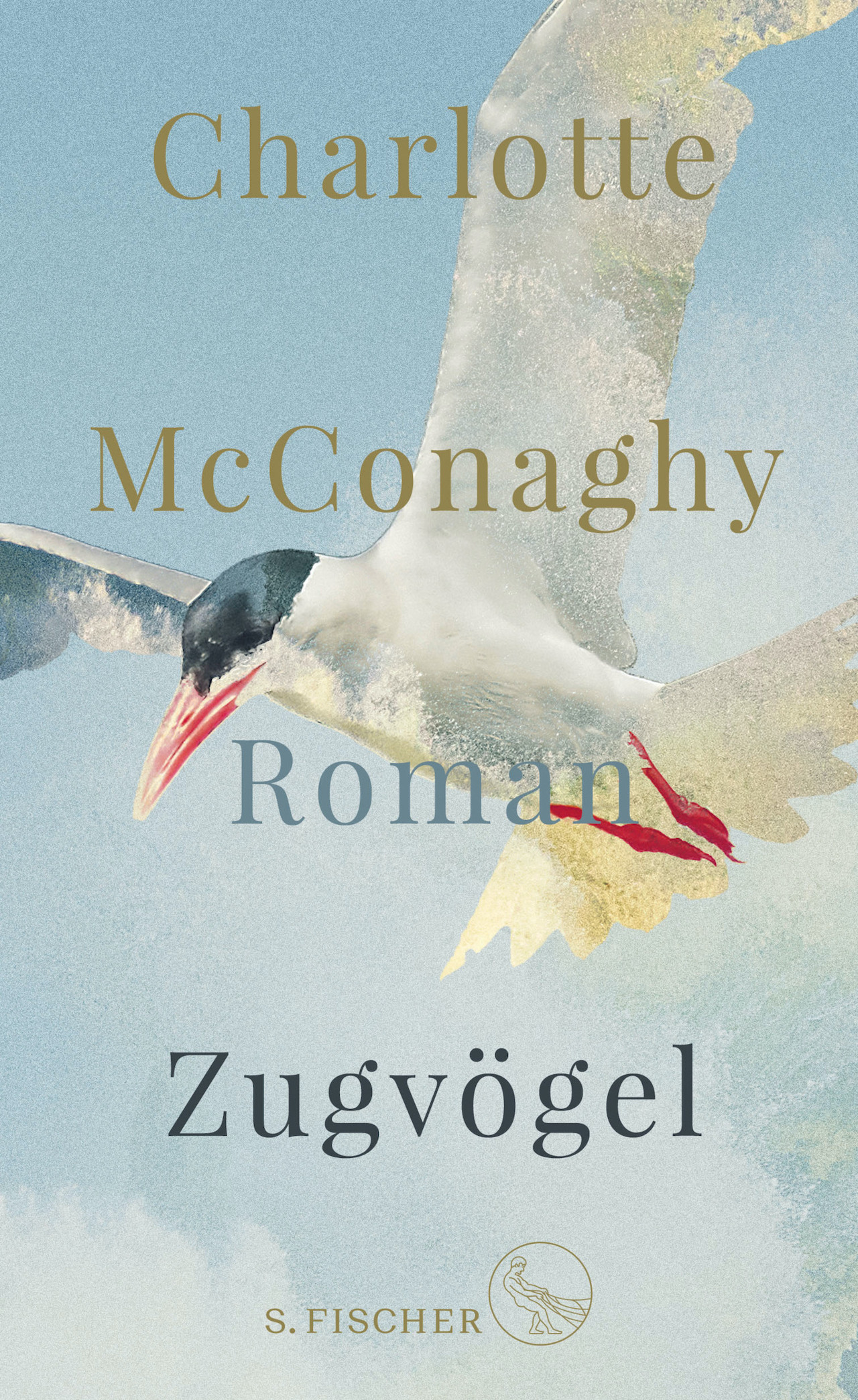"Charlotte McConaghy: ""Zugvögel"" Cover"