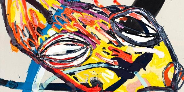 FM4 House of Paint: Von der weißen Leinwand zum fertigen Bild