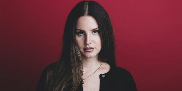 Portrait Lana Del Rey 2020