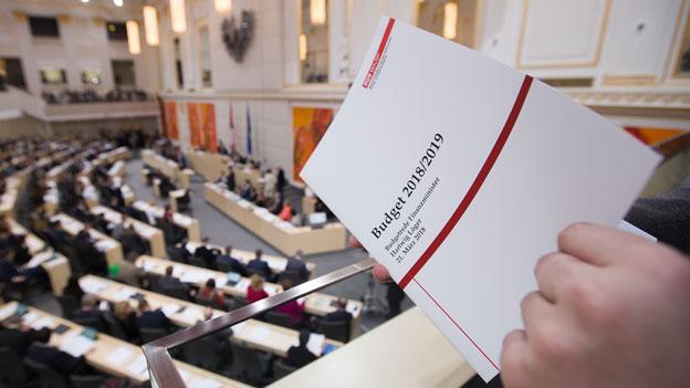 Das Budget 2018 / 2019