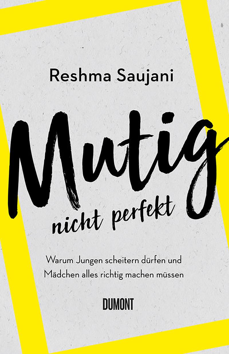 """Buchcover """"Mutig nicht perfekt"""""""