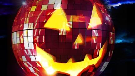Halloween-Discokugel
