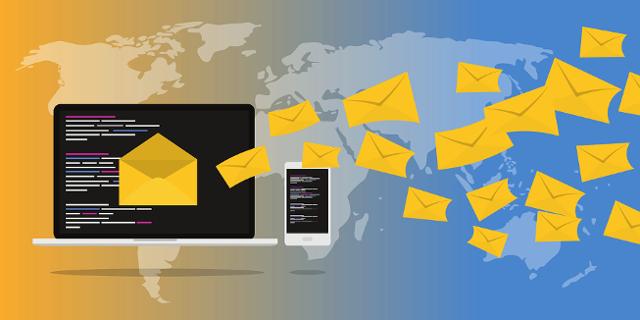 Mails fliegen ungesichter um die Welt