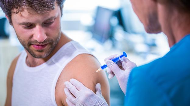 Wie funktioniert eine Grippeimpfung