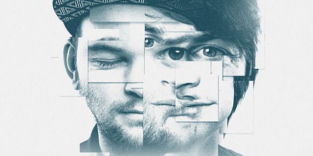"""Cover """"Mosaik"""" mit Collage aus mehrere Gesichtern"""